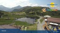 Archiv Foto Webcam Bergstation Sonnenkopf - Klösterle 07:00