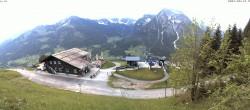 Archiv Foto Webcam Zafernalift Bergstation 00:00