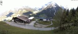 Archiv Foto Webcam Zafernalift Bergstation 10:00