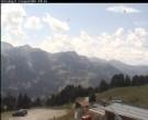 Archiv Foto Webcam Rundblick Triemel - Talstation Skilift 08:00