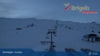 Archiv Foto Webcam Brigels: Alp Dado 02:00