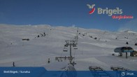 Archiv Foto Webcam Brigels: Alp Dado 08:00