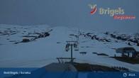Archiv Foto Webcam Brigels: Alp Dado 19:00