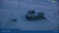 Archiv Foto Webcam St. Moritz Corviglia - Snow Park 00:00
