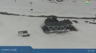 Archiv Foto Webcam St. Moritz Corviglia - Snow Park 06:00
