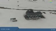 Archiv Foto Webcam St. Moritz Corviglia - Snow Park 08:00