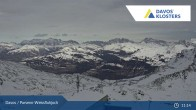 Archived image Webcam Davos Klosters: Weissfluhjoch (2260 m) 05:00