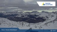 Archived image Webcam Davos Klosters: Weissfluhjoch (2260 m) 09:00