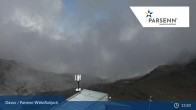 Archived image Webcam Davos Klosters: Weissfluhjoch (2260 m) 07:00