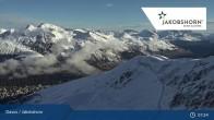 Archiv Foto Webcam Jakobshorn (2590 m) 01:00