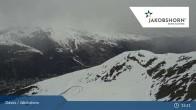 Archiv Foto Webcam Jakobshorn (2590 m) 09:00