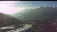 """Archived image Webcam mountain station chairlift """"Gendusas"""" 00:00"""