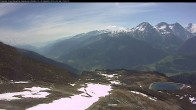 """Archived image Webcam mountain station chairlift """"Gendusas"""" 04:00"""