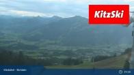 Archiv Foto Webcam Kitzbühel - Bichlalm 21:00