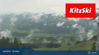 Archiv Foto Webcam Kitzbühel - Bichlalm 09:00