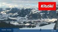 Archiv Foto Webcam Kitzbühel - Bichlalm 03:00