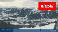 Archiv Foto Webcam Kitzbühel - Bichlalm 07:00
