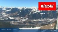 Archiv Foto Webcam Kitzbühel - Bichlalm 08:00