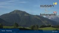 Archived image Webcam Moserberg at Kössen Ski Resort 01:00