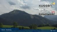 Archived image Webcam Moserberg at Kössen Ski Resort 11:00