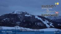 Archived image Webcam Moserberg at Kössen Ski Resort 23:00