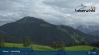 Archived image Webcam Moserberg at Kössen Ski Resort 13:00