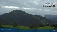 Archived image Webcam Moserberg at Kössen Ski Resort 15:00