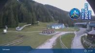 Archiv Foto Webcam Lermoos - Hochmoos Express Berg 21:00
