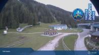 Archiv Foto Webcam Lermoos - Hochmoos Express Berg 23:00