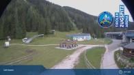 Archiv Foto Webcam Lermoos - Hochmoos Express Berg 01:00