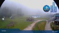 Archiv Foto Webcam Lermoos - Hochmoos Express Berg 03:00