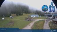 Archiv Foto Webcam Lermoos - Hochmoos Express Berg 05:00