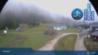 Archiv Foto Webcam Lermoos - Hochmoos Express Berg 07:00