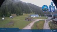 Archiv Foto Webcam Lermoos - Hochmoos Express Berg 09:00