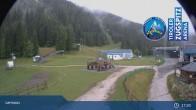 Archiv Foto Webcam Lermoos - Hochmoos Express Berg 11:00