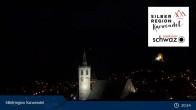 Archiv Foto Webcam Silberstadt Schwaz 22:00