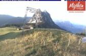 Archived image Webcam top station Brunni - Haggenegg 00:00
