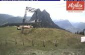 Archived image Webcam top station Brunni - Haggenegg 06:00
