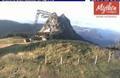 Archived image Webcam top station Brunni - Haggenegg 05:00