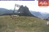 Archived image Webcam top station Brunni - Haggenegg 09:00