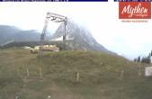 Archived image Webcam top station Brunni - Haggenegg 11:00