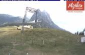 Archived image Webcam top station Brunni - Haggenegg 13:00