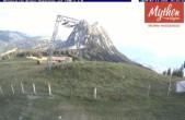 Archived image Webcam top station Brunni - Haggenegg 17:00