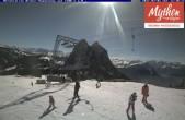 Archiv Foto Webcam Bergstation Brunni - Haggenegg 06:00