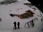 Archiv Foto Webcam Skihütte Stand (2.450 m.ü.M.) 04:00
