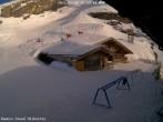 Archiv Foto Webcam Skihütte Stand (2.450 m.ü.M.) 10:00