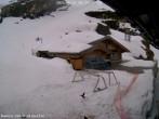 Archiv Foto Webcam Skihütte Stand (2.450 m.ü.M.) 00:00