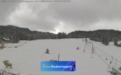 Archived image Webcam Base station Skilift Brunni 04:00