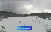 Archived image Webcam Base station Skilift Brunni 06:00