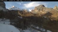 Archiv Foto Webcam Bergstation Ovronnaz-Jorasse (1940 m) 08:00